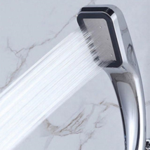 300 Holes High Pressure Shower Head - $13.46