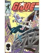 (CB-12} 1984 Marvel Comic Book: G.I. Joe ARAH #27 {origin Snake-eyes 2nd... - $3.00