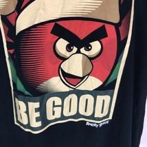 Angry Birds Mens Christmas Shirt XL image 2