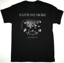 New FAITH NO MORE BAND SOL INVICTUS NEW ALBUM 2015 FNM PATTON BLACK T-SH... - $9.00+