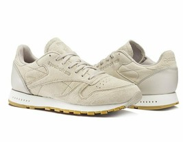 Reebok Classic Leather SG Men's Trainers Running Shoes - BS7893 - SAND S... - $85.84