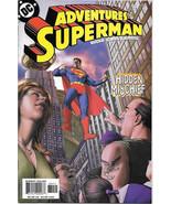 The Adventures of Superman Comic Book #634 DC Comics 2005 NEAR MINT NEW ... - $3.50