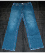 Sonoma Life + Style Stretch Boot Cut Jeans Sz 12 Average Missy Classsic ... - $17.19