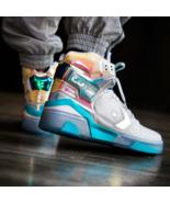 Converse Mens ERX Impress Hi Iridescent Sneakers 163778C Size 12 NWB - $120.52