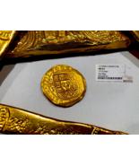 MEXICO 1715 FLEET SHIPWRECK 8 ESCUDOS NGC 63 PIRATE GOLD TREASURE COB COINS - $48,000.00
