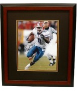 Percy Harvin signed Florida Gators 8x10 Photo Custom Framed - $74.95