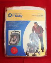 Especially For Baby 2 Pack Travel System Netting 1 Stroller 1 Carrier Ne... - $13.37
