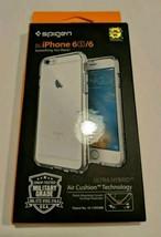 Spigen Ultra Hybrid case for iPhone 6 / 6S  Clear - $9.88