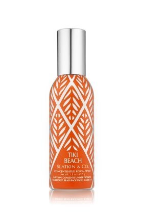 Bath and Body Works Slatkin & Co. Concentrated Room Spray Tiki Beach 1.5 OZ