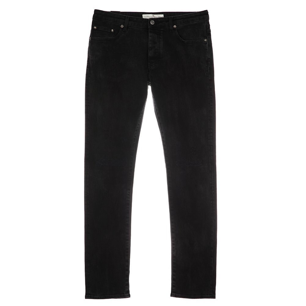 Golden Goose Deluxe Brand Men's Pant Ryan G28MP713.C1 Trash Black SZ 32