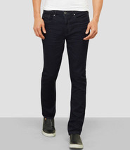Kenneth Cole New York Skinny-Fit Experiential Denim, Dark Indigo, Size 38x34 - $49.49