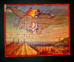 1950s vintage  DUMBO,CIRCUS JAYMAR INLAID PUZZLE walt disney productions - $14.95
