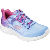 Skechers Women's Life in Color Walking Shoe Blue / Pink Size 6.5 #NG71K-168 - $54.99