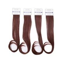 """Jose Eber 100% Human Hair Enhancer Kit, Auburn 8"""" - $58.41"""