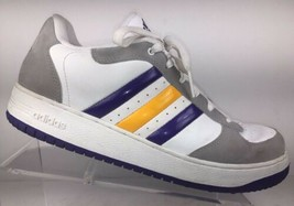 Adidas Men's Sneakers PRO MODEL LA LAKERS Shoes Size 11.5 Rare - $69.87