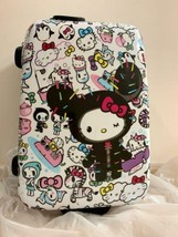 Hello Kitty x tokidoki Collaboration Carry cart Travel Bag Used - $441.48