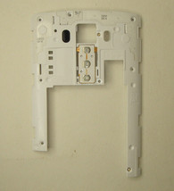 OEM LG G3 D850 White Back Housing Frame For LG G3 D850 D851 D855 VS985