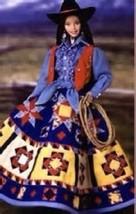 Western Plains Barbie 1998, MIB NRFB - 23205 In... - $39.08