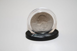 Single Coin DISPLAY STANDS for Half Dollar or Quarter Capsules (Quantity... - $29.65