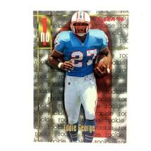 Eddie George 1996 Fleer Rookie Card #155 NFL Houston Oilers Ohio State  - $1.93