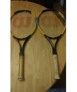 Set of 2 Wilson Tennis Racquets - Matchpoint - $39.60
