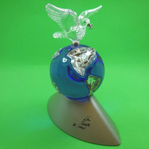 Swarovski Crystal Planet Vision 2000 Millennium Edition Signed w/Box & COA - $119.00