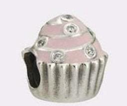 Pandora Sterling Silver Sweet Cupcake Charm - $35.00
