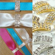 BIT.FLY 50pcs Charming Diamante Wedding Decoration - $33.95