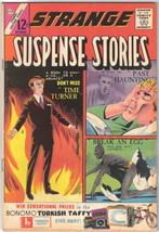 Strange Suspense Stories Comic Book #67 Charlton Charlton Comics 1963 FINE+ - $18.30