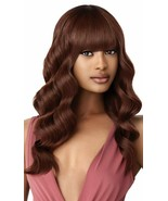Outre Wigpop Synthetic Layered Wavy Medium Long Hair Full Wig - LAVERNE - $14.95