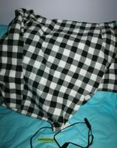 Smart Brands International Buffalo Check Pattern Heated Blanket For Car ... - $24.74
