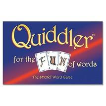 Quiddler Card Game - $13.06