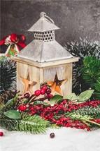 "Christmas Candle Lantern 15.75"" x 11.75"" US - $31.05"