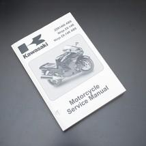 Kawasaki Ninja ZX-14R 2012-2013 Motorcycle Service Manual ZZR 1400 ABS - $65.99
