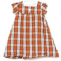 Sara Lynn Togs Longhorn Dress 3T Girls University of Texas Burnt Orange ... - $17.71