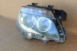 06-08 BMW E65 E66 750i 760i Xenon HID AFS Adaptive Headlight Passenger Right RH image 2