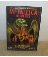 Metallica Some Kind of Monster  DVD  2 Disc Set  Very Good - $9.89