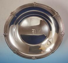 "Adam by Shreve Sterling Silver Fruit Bowl 10 1/2"" Diameter (#2867) Vintage - $818.10"