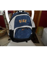 Navy and light Gray Nike Backpack - $16.00