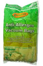 Hoover Type Y Vacuum Cleaner Bags HR-14553A - $7.16