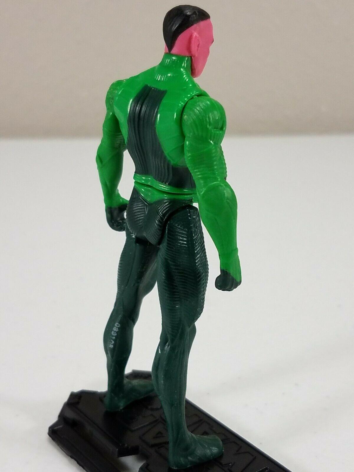 """Green Lantern Movie 4"""" Figure - Sinestro - Mattel 2011"""