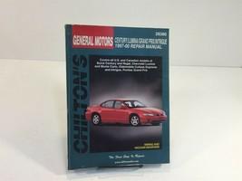 1997-2000 Chilton General Motors Repair Manual Lumina Grand Prix - $14.99