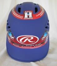 New Rawlings Coolflo XV1 Batter's Helmet ( Royal Blue ) Senior Matte 7 1/4-7 3/4 - $22.99