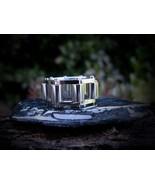 Stonehenge Alien UFO Base Ring & Stone Set Top Secret Illuminati Power H... - $999.99