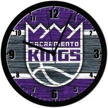 "Sacramento Kings 8"" EXCLUSIVE Homemade Wall Clock w/ Battery, Free Shipping - £17.16 GBP"