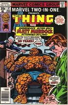 Marvel Two-In-One Comic Book #37 The Thing & Matt Murdock Marvel 1978 VE... - $3.75