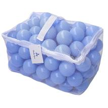 Wonder Space Soft Pit Balls, Chemical-Free Crush Proof Plastic Ocean Bal... - $20.99