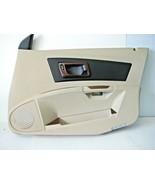 2005 Cadillac CTS RH Front Passengers Interior Door Panel OEM 25768621 - $34.25