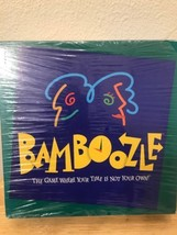 Bamboozle Board Game (1997 Parker Brothers) NEW Sealed - $47.69