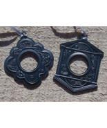 Hallmark American Spirit Pewter Quarter Ornaments, Massachusetts, Pennsy... - $9.89